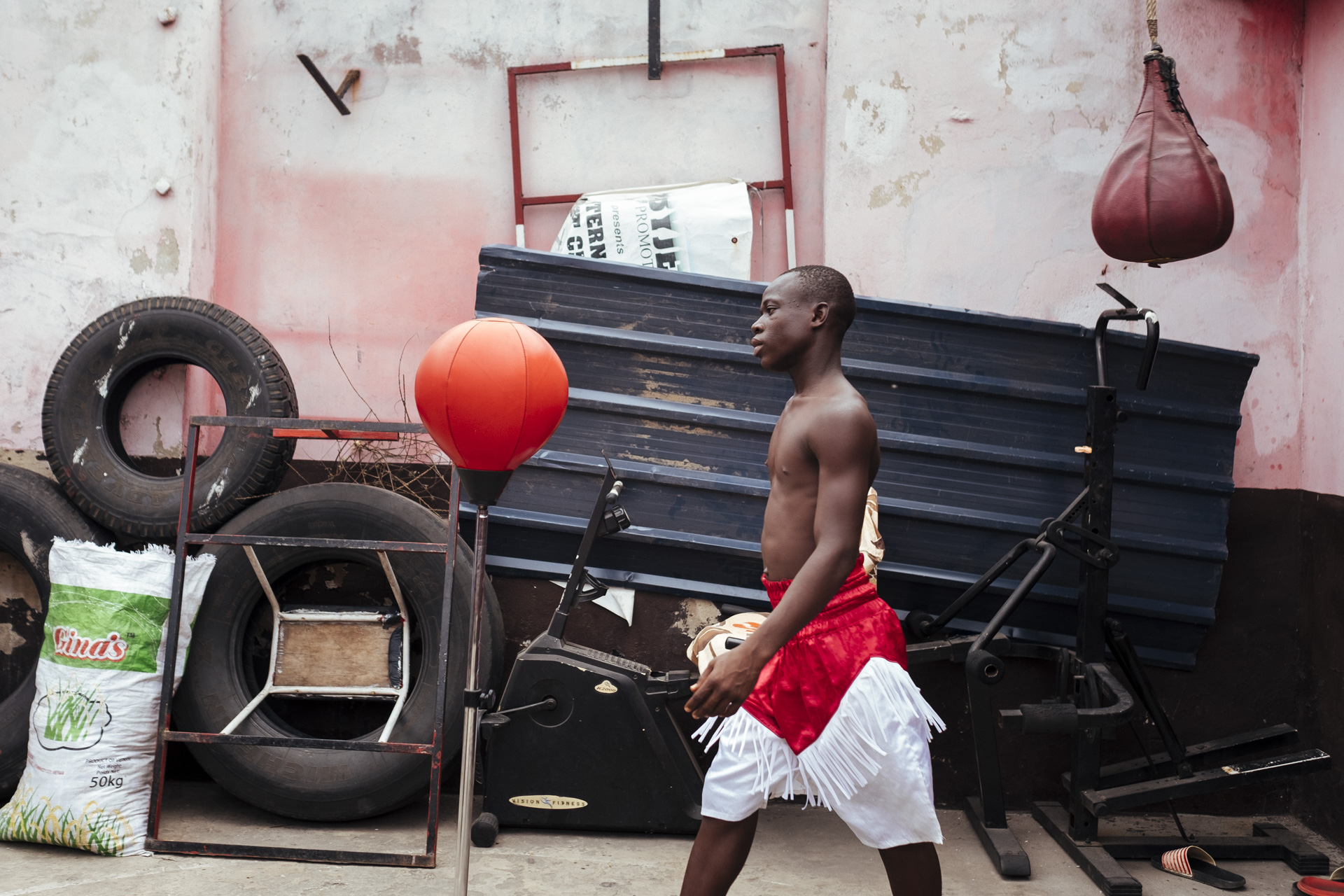 BOXING BUKOM. THE ROOTS OF «FIGHTING SPIRIT»